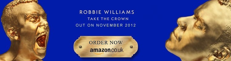 Robbie Williams Take The Crown on amazon.co.uk