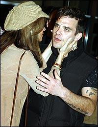 Robbie Williams wolny!