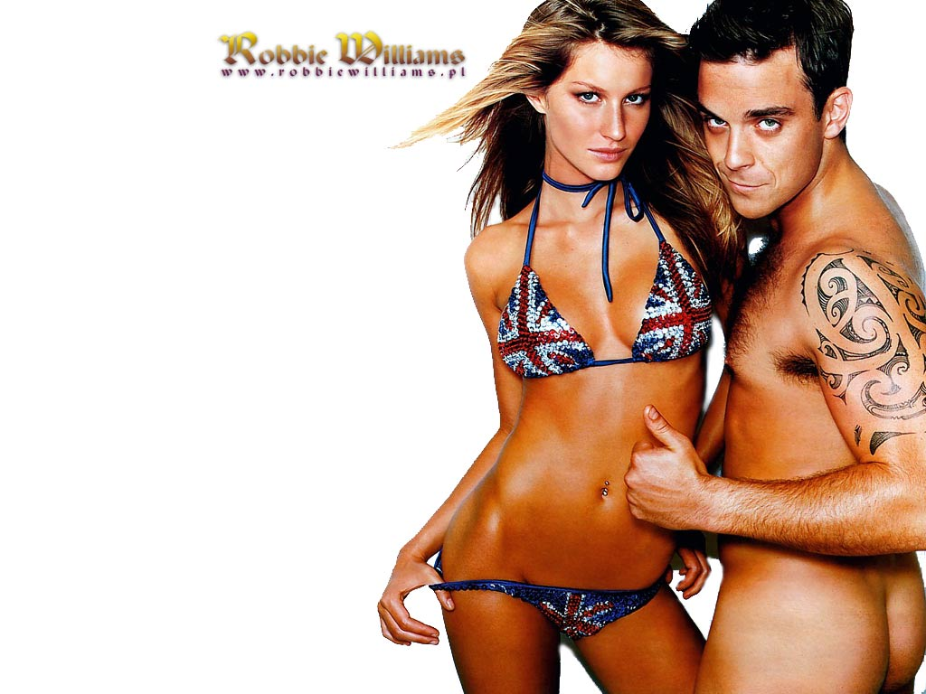 Desktop Wallpapers Robbie Williams